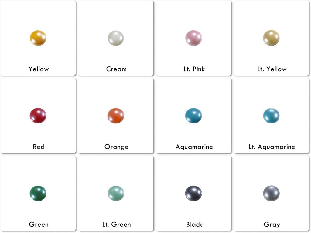 Epoxy pearl shine art epoxy pearl color chart nvjuhfo Images